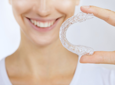 invisalign tooth alignment